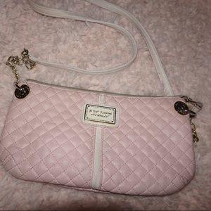 Betsey Johnson Baby Pink Small Bag